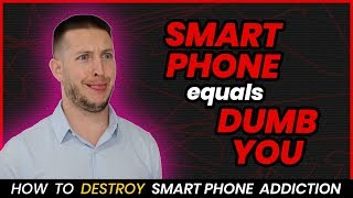 How to Break SmartPhone / Social Media Addiction in 5 Easy Steps
