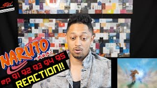Naruto vs Kabuto Super Reaction! First time watching Naruto Episode 91 92 93 94 95