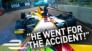 Crashes, Disqualifications & Team Orders! Formula E's Most Controversial Moments Compilation