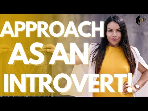 Introvert Men | Approaching Women | 5 Step Process For Success!