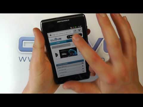 Motorola RAZR MAXX (XT910) Unboxing