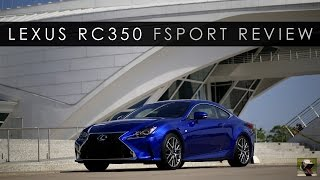 Review | 2015 Lexus RC350 F Sport | Close Enough