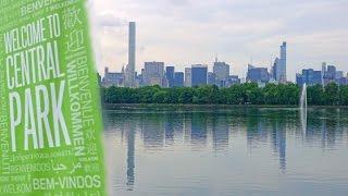 Central Park - New York City, Manhattan 4K