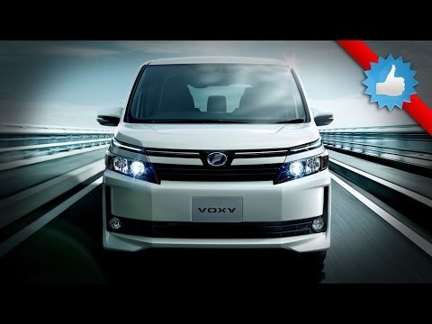 2015 Toyota Voxy for Japanese Market