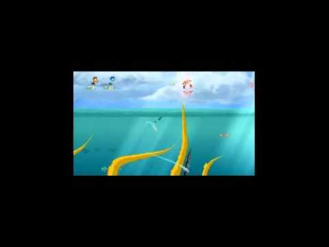 PENTO PRESS START : Test Rayman Origins