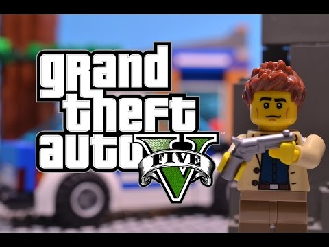 LEGO GTA 5 Part 2