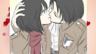 Levi x Mikasa & Eren x Annie