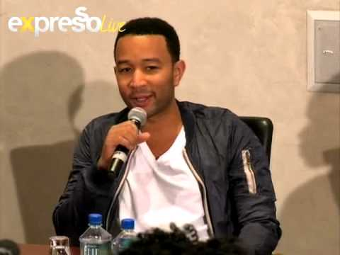 Interview with John Legend (13.08.2012)