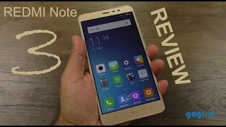 Redmi Note 3 review in 5 minutes