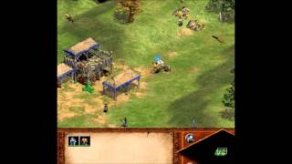 Age Of Empires map key