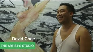 David Choe  - Artists Talk with Alia Shawkat and Lance Bangs - The Artist