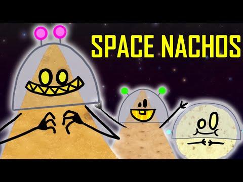 Space Nachos - Parry Gripp and Boonebum