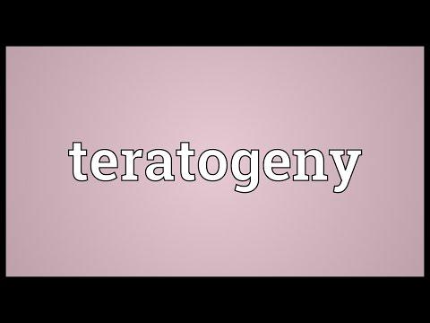 Header of teratogeny