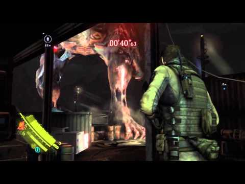 Resident Evil 6: All Chris Redfield Death Scenes