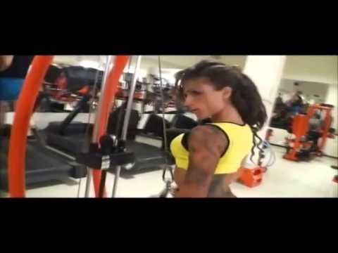 Nadia Petrova - Bulgarian Fitness Model - Fitness motivation