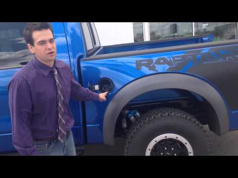 2014 Ford F-150 SVT Raptor Walkaround and Review