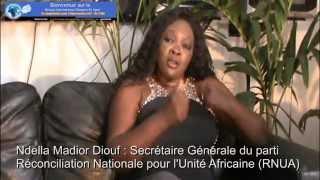 Ndella Mador Diouf s'ouvre à la Diaspora Sénégalaise