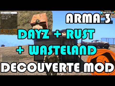 Arma 3 | Dayz + Rust + Wasteland : En Un Seul Mod ! | #01 video