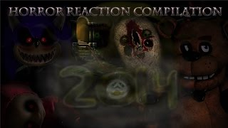 Horror Reactions Compilation #1