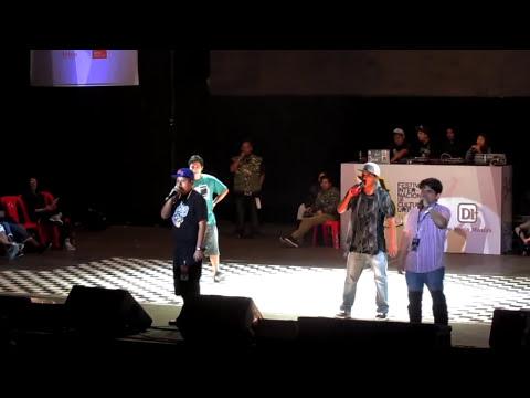 BlackDog vs Mantaro (Huancayo) - Octavos - Pura Calle 2014