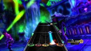 Guitar Hero: WoR - Seven Nation Army EXPERT (Guitar) 100% FC HQ