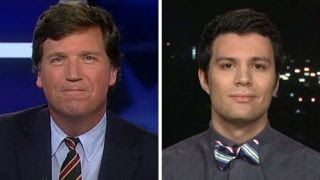 Tucker v student who says Trump shouldn