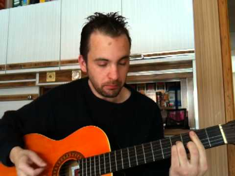 Jouer With Or Without You à La Guitare - Chanson U2 Facile