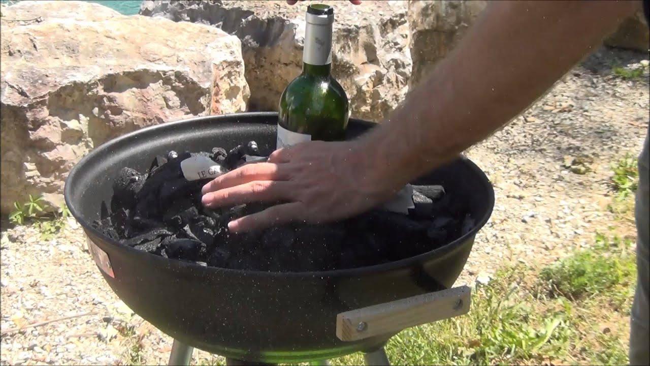 barbecue charbon super u