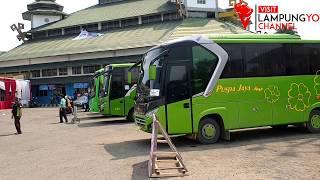 Polisi Jamin Terminal Rajabasa Lampung Aman Bagi Pemudik
