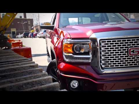 2015 GMC Sierra 1500 Denali - A Unique Look