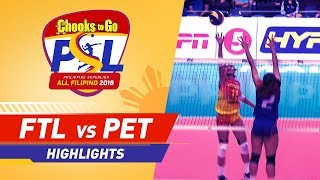 Highlights: Finals G1: F2 Logistics vs. Petron | PSL All-Filipino Conference 2018