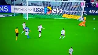 Gol do Cruzeiro - Gol de Robinho - Corinthians 0 x 1 Cruzeiro