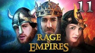 Rage Of Empires mit Florentin, Donnie, Marah, Mitti & Rikon #11   Age Of Empires 2 HD