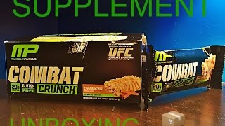 Musclepharm Combat Crunch! +HD