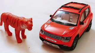 CENTY Toys Tiger SUV | Kids car videos | Indian Toy car | Toy cars for kids
