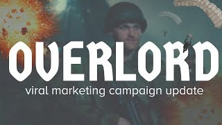 OVERLORD: The Viral Marketing Begins! (Update #1)