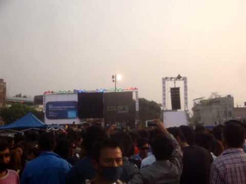 The Edge Band Concert (narayanghat) - Oh Suna Maya video