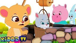 Ding Dong Bell | Popular Nursery Rhyme For Kids By Greg The Giraffe