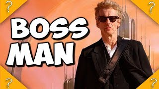Why Doctor Who should be MALE