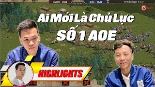 AoE Highlights | Chim Sẻ Đi Nắng, BiBi - Ai mới là chủ lực số 1 AoE Hiện tại?