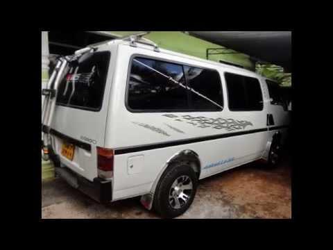 Isuzu Fargo Van For Sale In Srilanka - Www.adzking.lk video