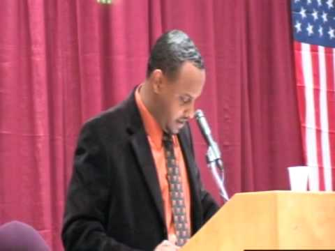 Nice speech - Somali -  somali video