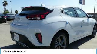 2019 Hyundai Veloster Garden Grove CA 19G13987