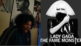 Download Lagu Lady Gaga- The Fame Monster Album (REACTION) Gratis STAFABAND