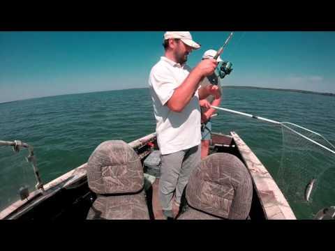 рыбалка в днепропетровске 2016 видео