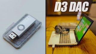 Audioengine D3 DAC Review