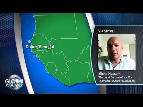 Global Journalist Radio: Ebola in West Africa