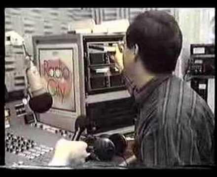 Saf Radio City Stockholm 1991 Part 1
