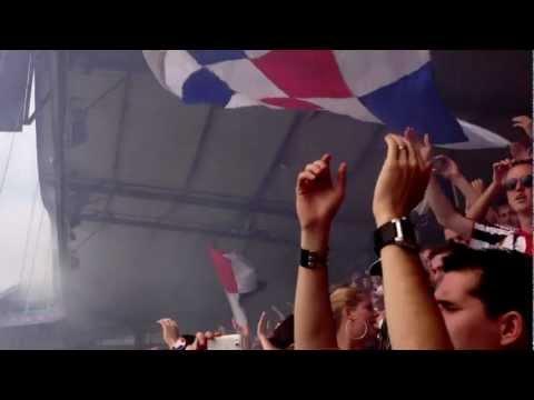 Opkomst Willem II - FC Den Bosch 20 mei 2012