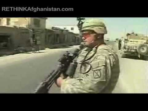 Afghanistan War + More Troops = Catastrophe (Trailer)